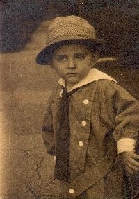 Lew Biebigheiser- Child